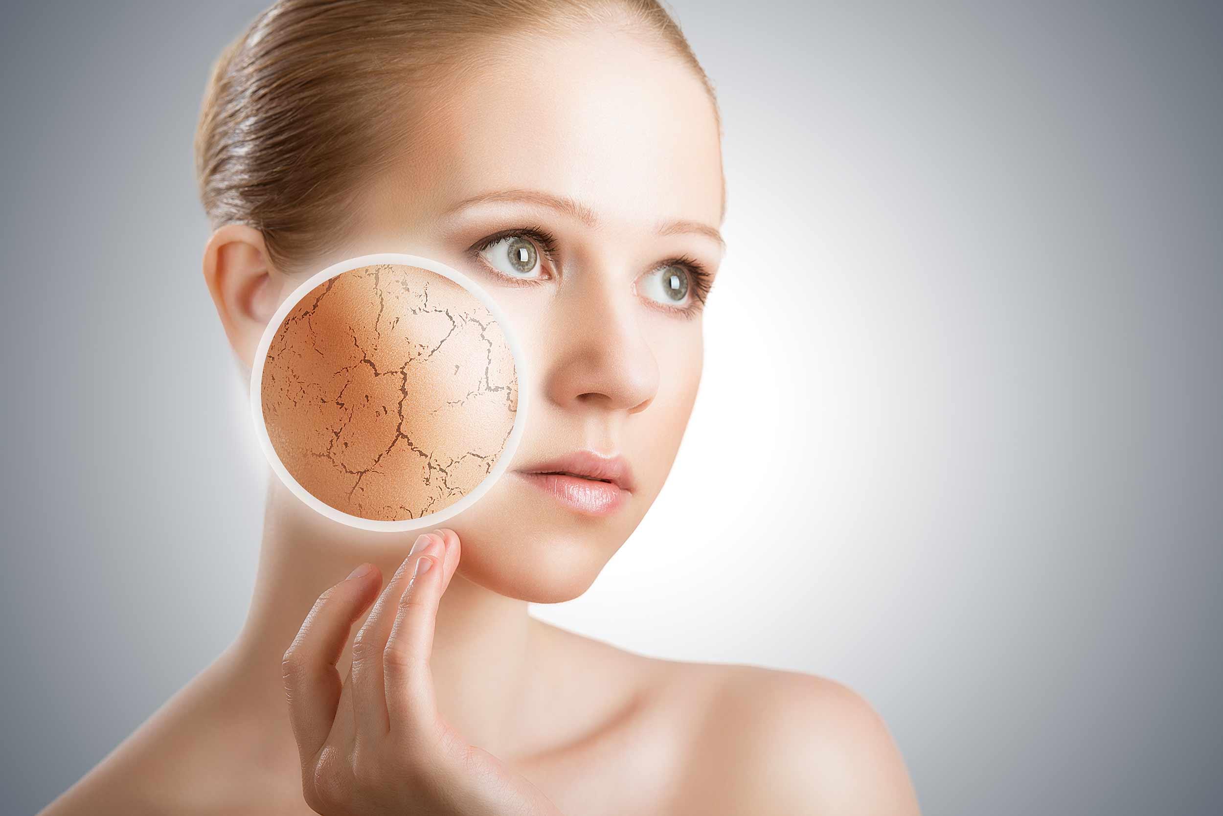 Dr. Spiller Seidenbehandlung bei Kosmetik und Bodyform